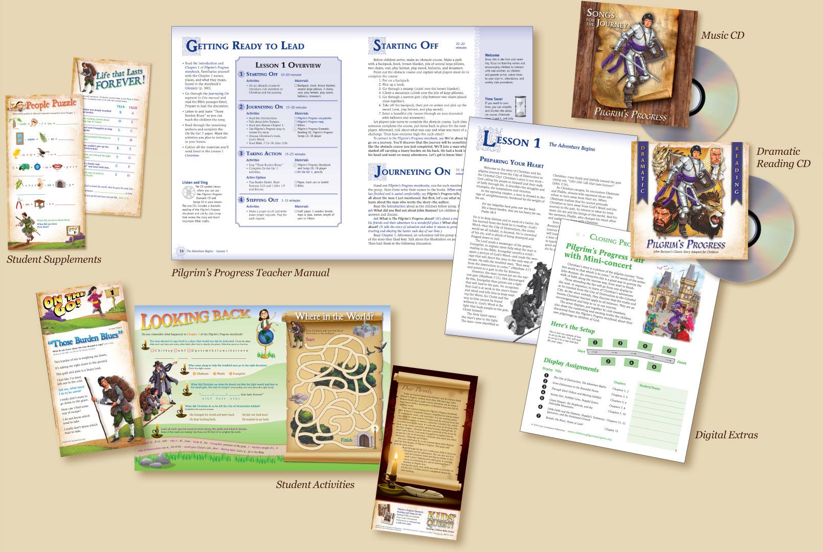 Curriculum Directors Kit