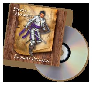 Pilgrim's Progress CD, Songs for the Journey