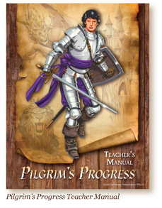 Pilgrim's Progress Teacher's Manual cover
