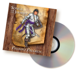 Pilgrim's Progress CD, Songs for the Journey